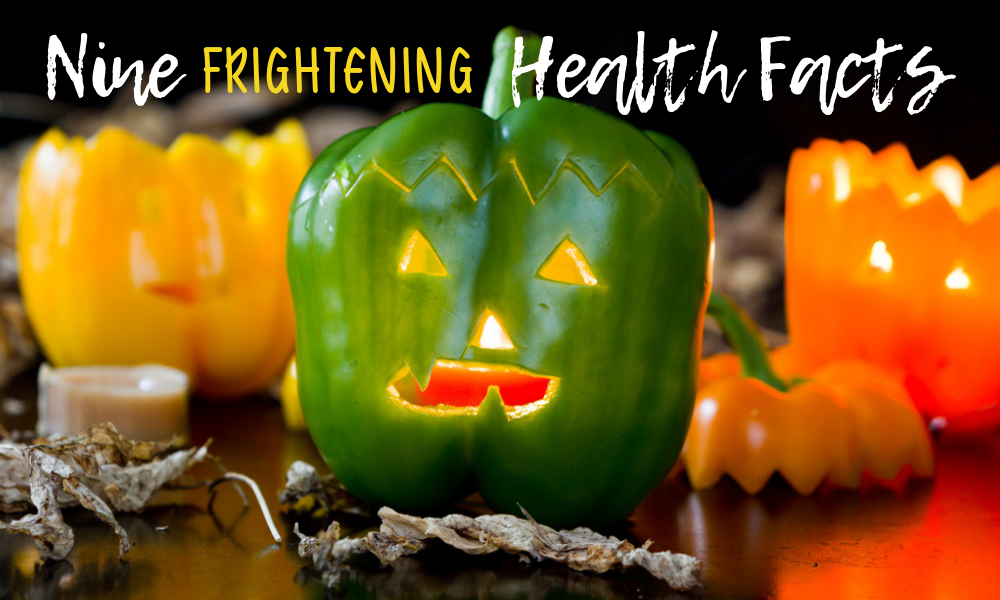 9 Frightening Health Facts