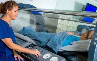 Brain scan confirms hyperbaric oxygen therapy improved brain metabolism in Alzheimer's patient
