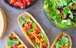 Vegan Tacos for Cinco de Mayo