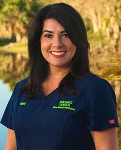 Vanina, Administrative Assistant